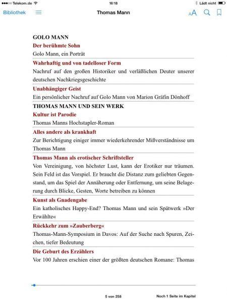 »Thomas Mann«