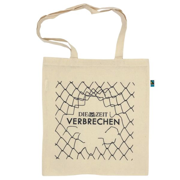 ZEIT VERBRECHEN Tasche »Maschendraht« natur