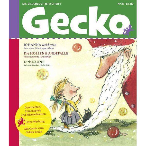 Gecko Kinderzeitschrift Band 26