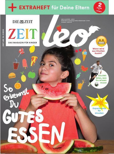 ZEIT LEO 3/16 So erkennst Du gutes Essen